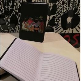 Taccuino tascabile – formato A6 – 96 fogli righe