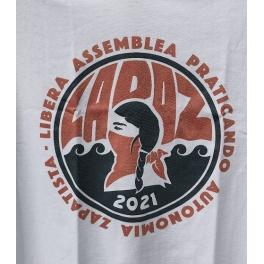 T shirt - LAPAZ - taglia L - Gira Zapatista 2021